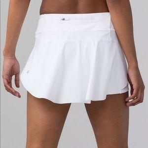 •MAKE OFFER Lululemon Ace tennis skirts